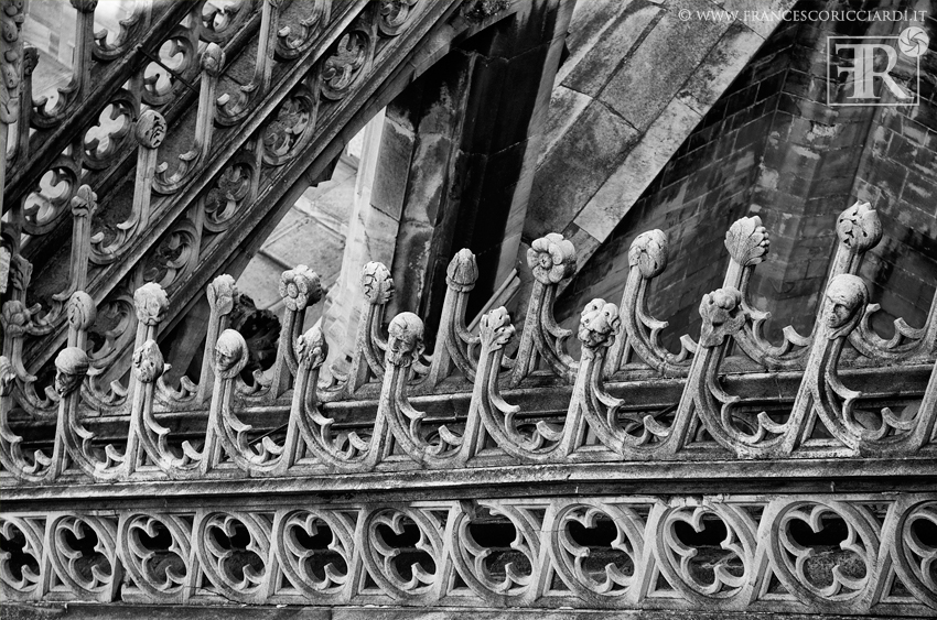 Duomo di Milano (particolare)